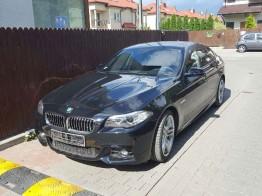 Autolease Wynajem samochodów osobowych Warszawa - sylwetka BMW 520 M-Pakiet